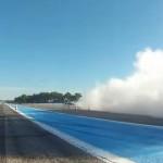 フェラーリをぶっちぎるロケット自転車!!最高速度333kmを記録