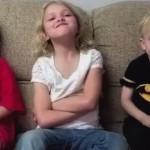 ちょっと残酷なハロウィンドッキリ: 「キャンディー全部食べちゃったよ」と親から告げられた子供たちの反応