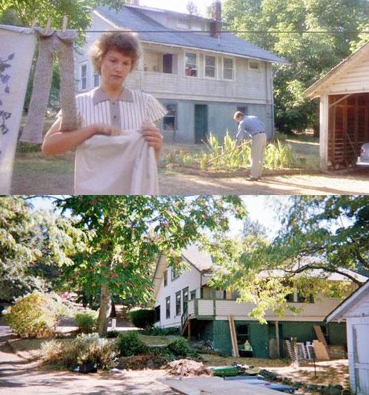 スタンド・バイ・ミー ロケ地 当時と今 ゴーディの家