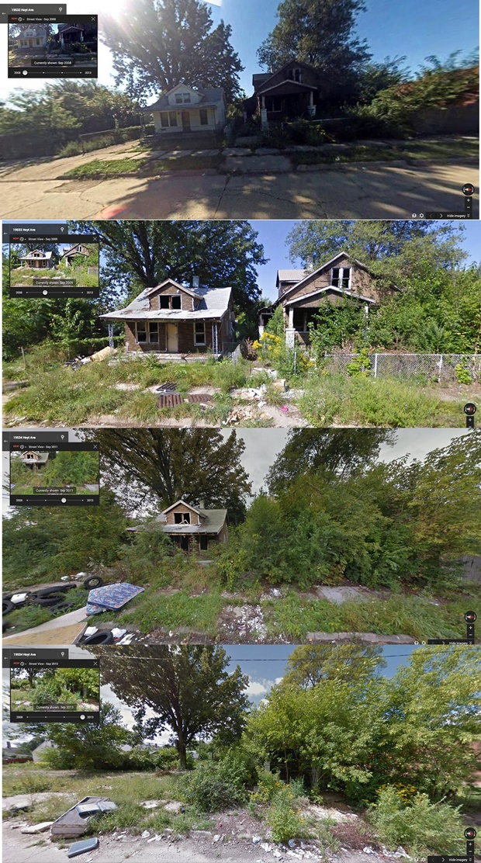 デトロイト廃墟 Hoyt