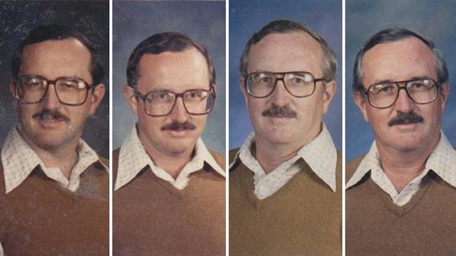 40年間同じ服 先生3