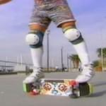 【動画】フリースタイル・スケートボードの伝説ロドニー・ミューレン、1986年