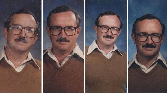 40年間同じ服 先生2