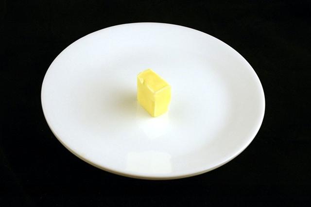 200カロリー バター