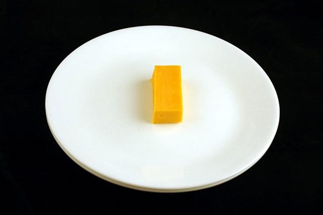200カロリー チェダーチーズ