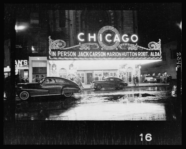 スタンリー・キューブリック シカゴ1