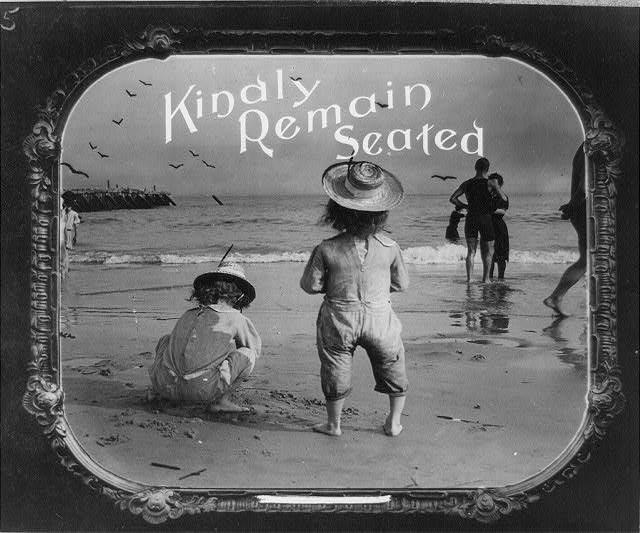 100年前の映画マナーポスター6