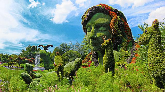 モントリオール植物園
