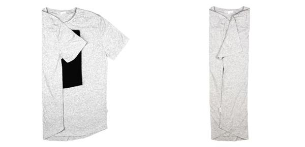 Tシャツをコンパクトに 2