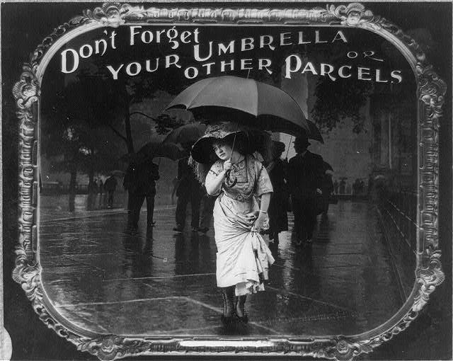 100年前の映画マナーポスター12