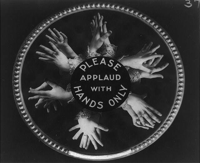 100年前の映画マナーポスター9