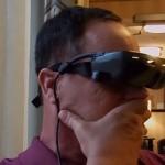 【動画】ほぼ盲目の男性が20年ぶりに視力を取り戻す感動の瞬間