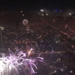 【動画】花火の戦場と化したマニラのニューイヤーズ・イブ