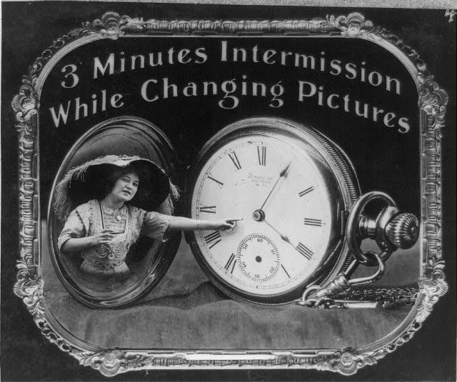 100年前の映画マナーポスター8