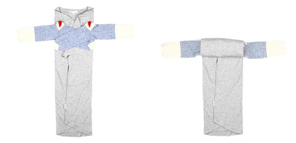 Tシャツをコンパクトに 3