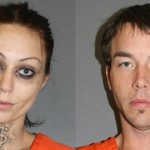 薬物乱用のカップル、鍵のかかっていないクローゼットに2日以上閉じ込められる