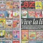【画像】「シャルリー・エブド」襲撃テロ翌日のヨーロッパ各地の新聞一面