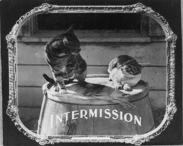 100年前の映画マナーポスター7