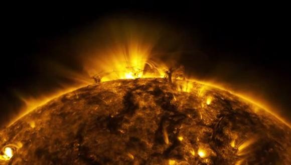SDO 太陽映像