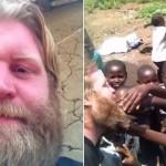 【動画】コンゴの子供たちが初めて白人を見た時の反応