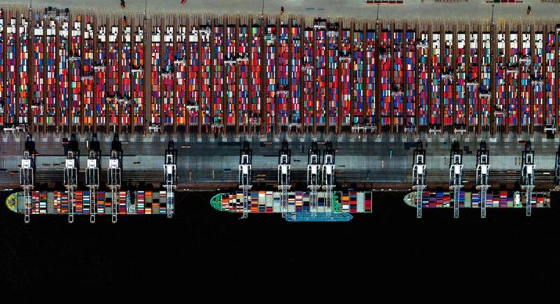 ロッテルダム港