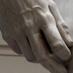 【画像】ミケランジェロ作「ダビデ像」のディテールが素晴らしすぎる