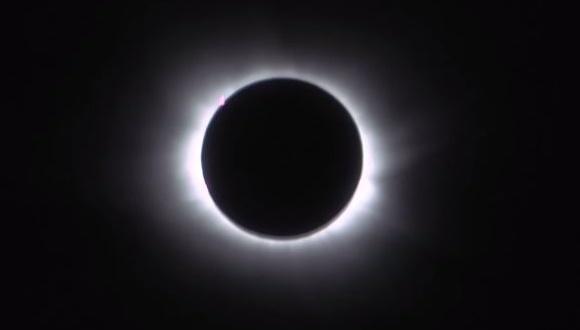 日食 フェロー諸島