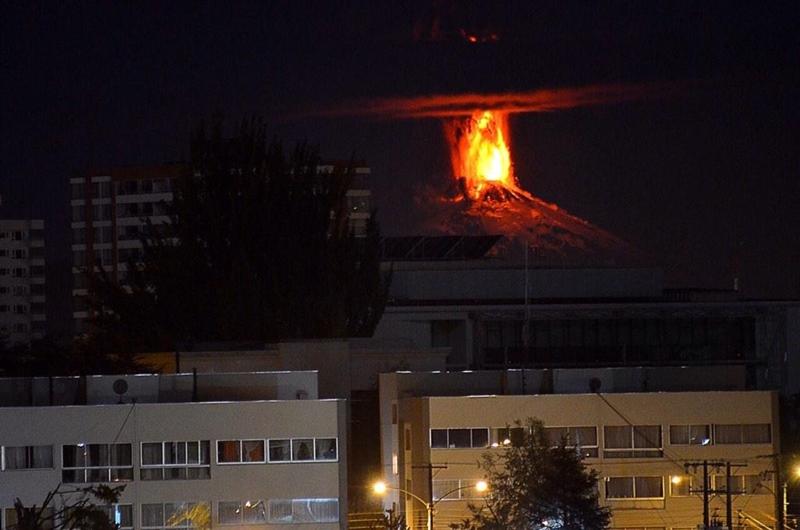 チリ 噴火2