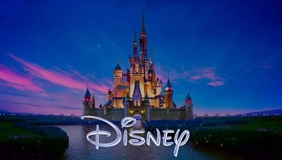 ディズニー映画 ロゴ お城
