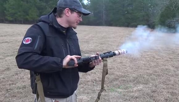 ベーコン 自動小銃