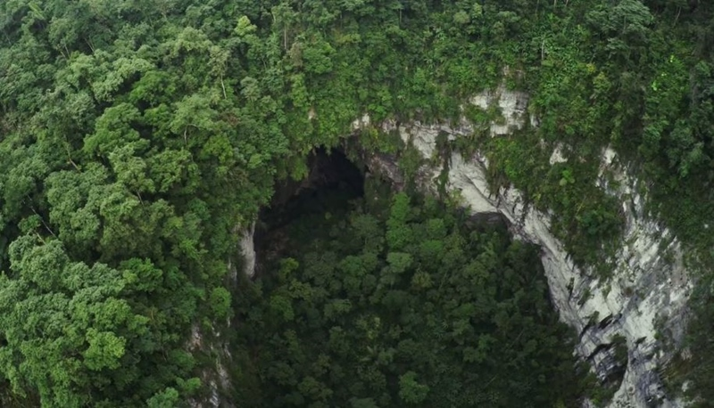 ソンドン洞窟4