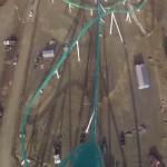 高さ99メートルから81度で落下するジェットコースターをPOVでバーチャル体験