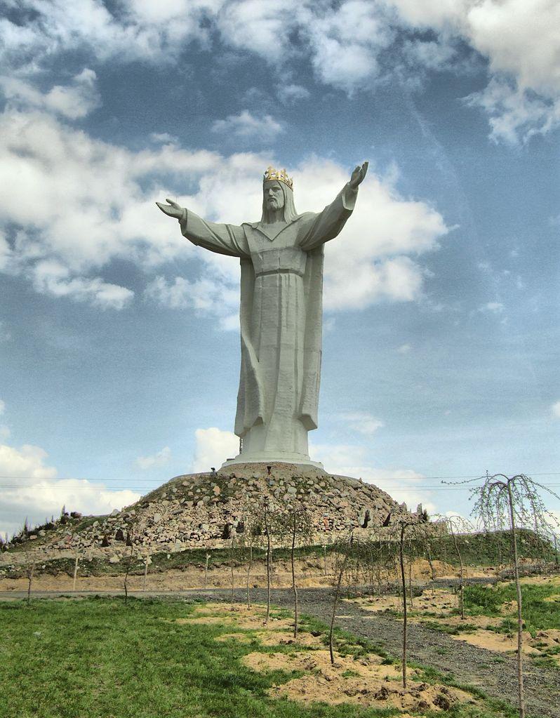 シフィエボジンのキリスト像