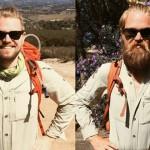 【画像】Fromメキシコ to カナダ!! アメリカを徒歩で縦断した男のビフォーアフター