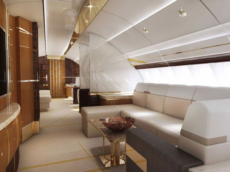 VIP用ボーイング747 3