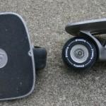 スケボーとインラインスケートを足して2で割ったようなストリートスポーツ「フリーラインスケート」