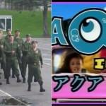 【動画】「愛しのバービー・ガール」で行進するロシアの兵士たち