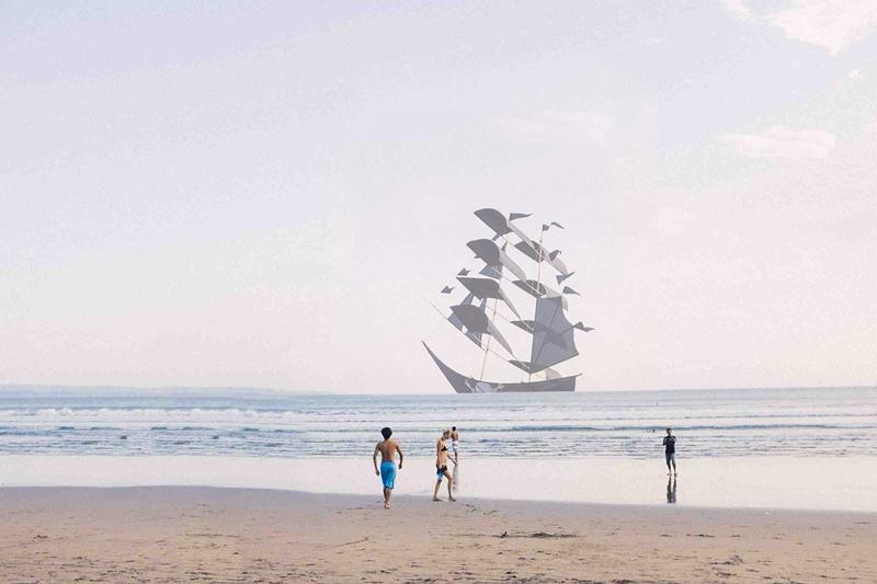 奇跡の1枚 海賊船1