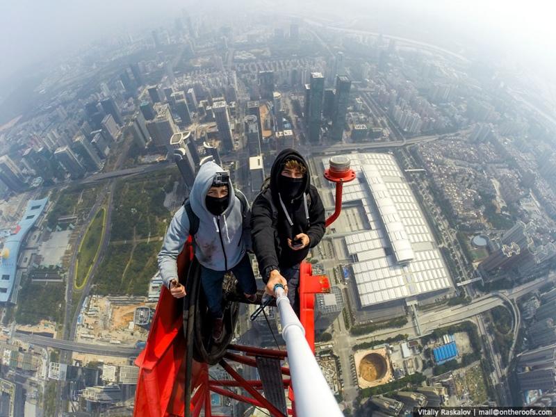 ロシア人 超高層ビル3