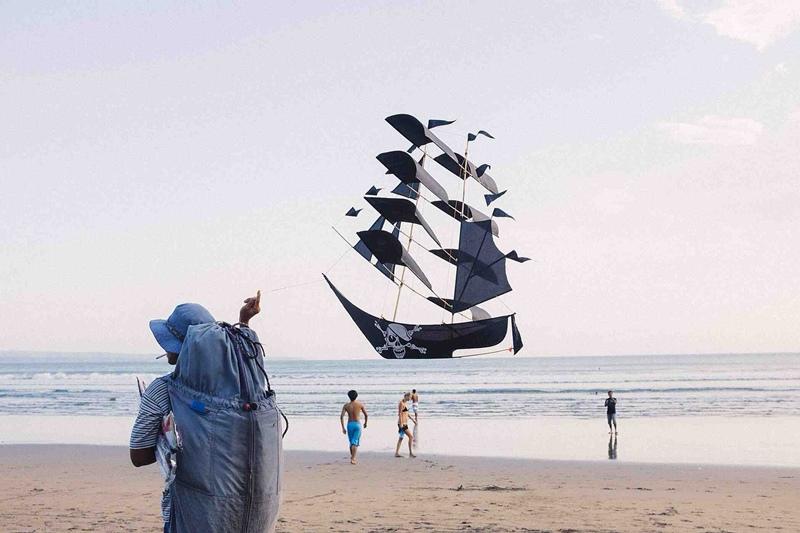 奇跡の1枚 海賊船
