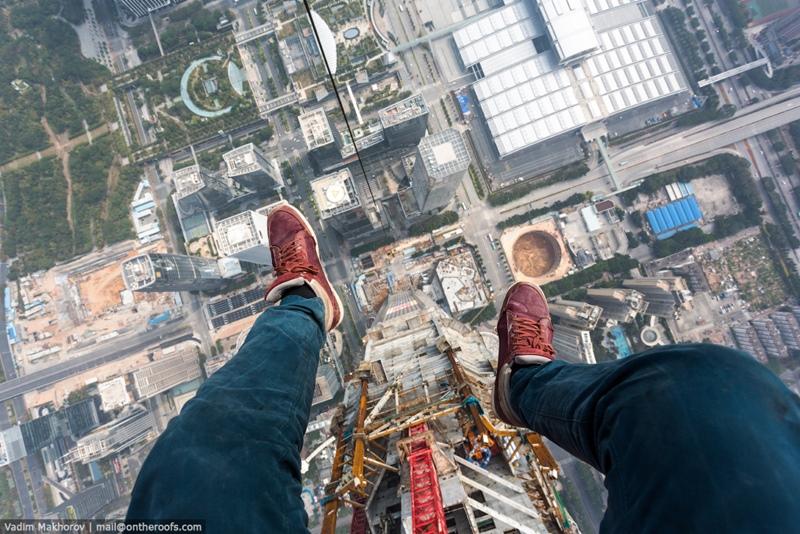 ロシア人 超高層ビル2