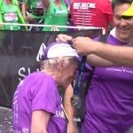 92歳のおばあちゃんがフルマラソンを完走、女性最年長の世界記録樹立!!