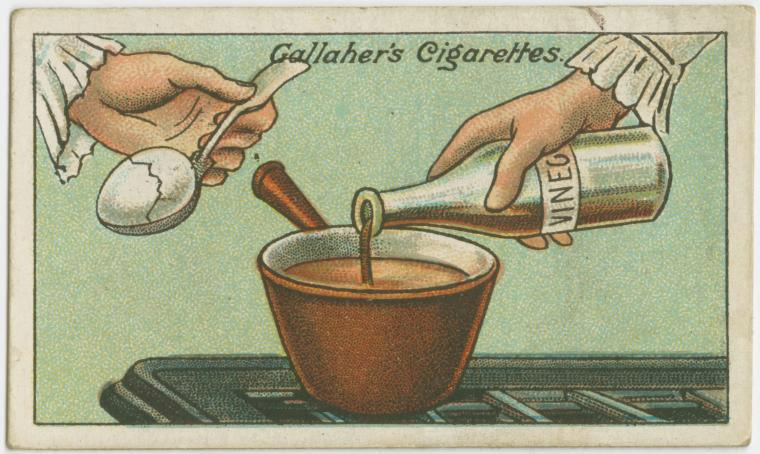 100年前のライフハック 卵
