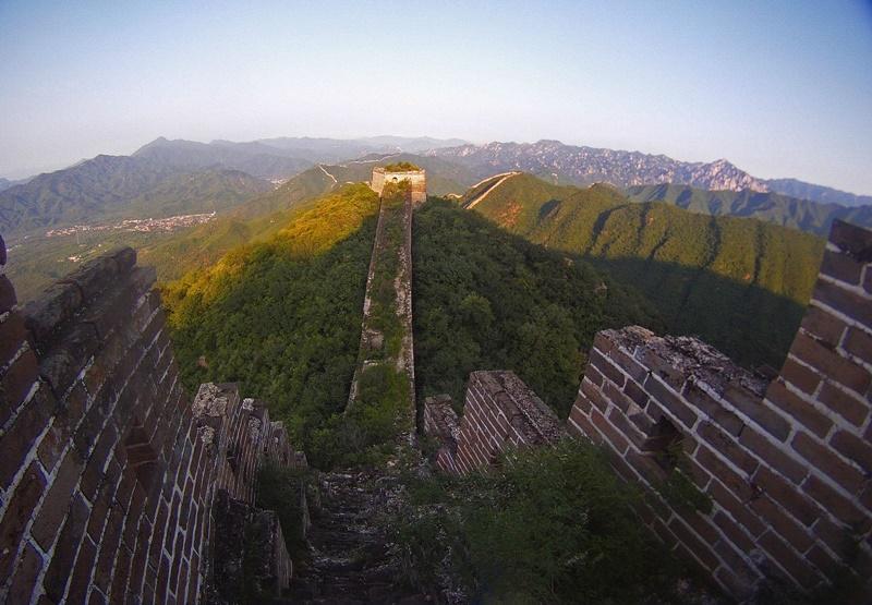 万里の長城ハイキング15 - bnF34Hq