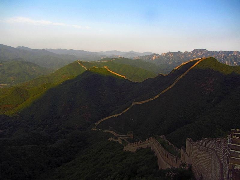 万里の長城ハイキング13 - EXaA6j6