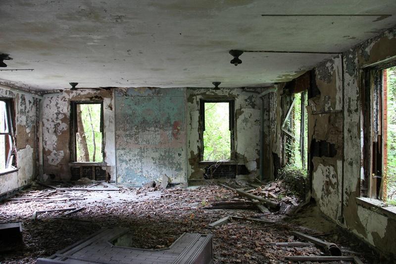ノース・ブラザー島 廃墟島 5