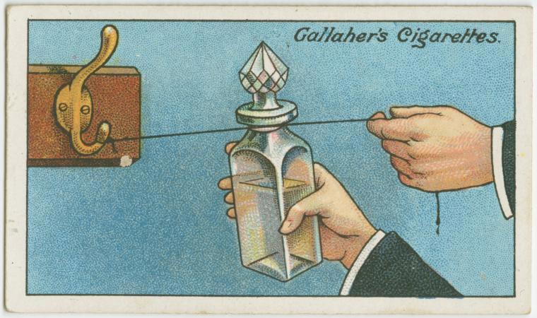100年前のライフハック ガラス栓
