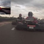 【動画】F1世界王者はカートレースでもぶっちぎりで速かった
