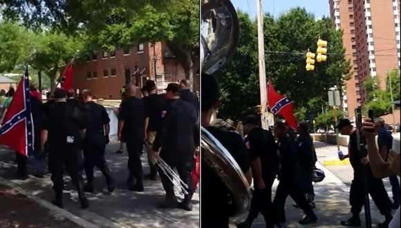 KKK 集会 動画