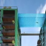 これぞ本当の空中遊泳、ロンドンの高級マンションが「スカイプール」を建設中
